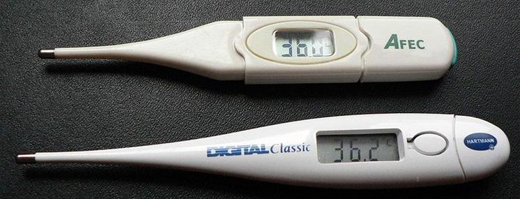 Como saber se esta ovulando medindo a temperatura basal!