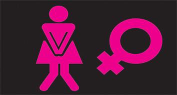 Primeiros sintomas de gravidez (urinar com frequência).