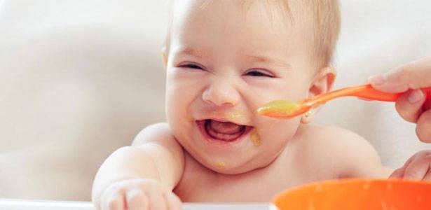 alimentação saudavel para crianças
