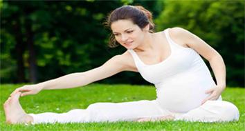 Exercícios recomendados para gestantes