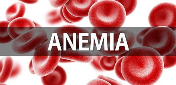 anemia na gravidez