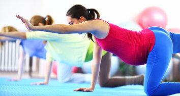 A importância da atividade física para gestante