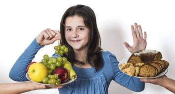 Dieta para manter o peso