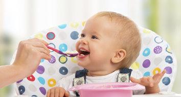 Dietas para ganho de peso do bebê!