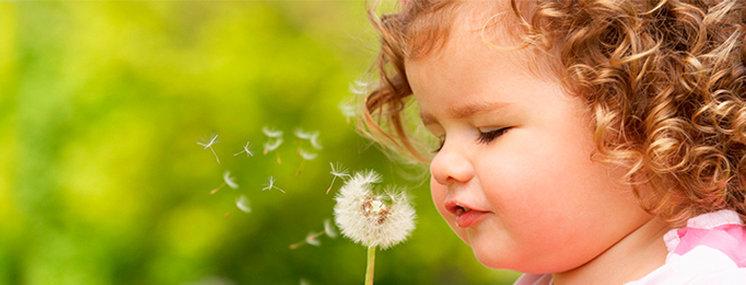 Causas da rinite alérgica infantil