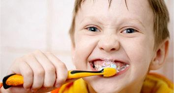 Cárie dentaria em crianças