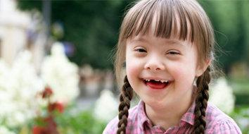 Alimentação para crianças com Síndrome de Down