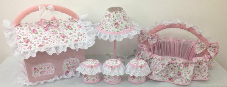 Acessórios para decoração de quarto de bebê