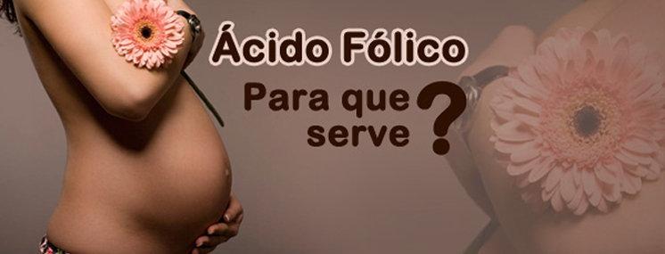 A importância do acido fólico na gestação