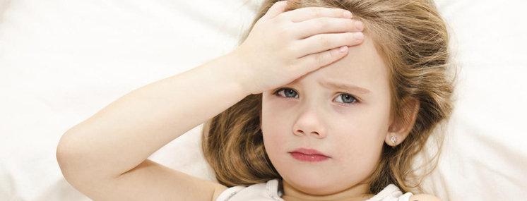 Enxaqueca em crianças  e adolescentes (cefaleia)