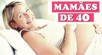 Riscos da gravidez entre 30 e 40 anos