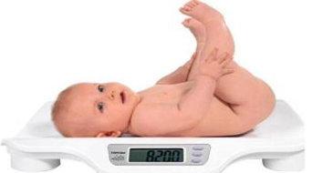 Tabela peso e altura do bebe!