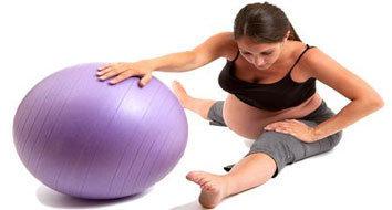 Exercício recomendado para gestantes